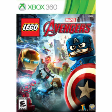 jcpenney.com | Lego Marvel Avengers Video Game-XBox 360