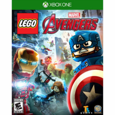 jcpenney.com | Lego Marvel Avengers Video Game-XBox One