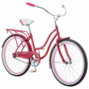 "Girls Schwinn 24"" Cruiser Bike"