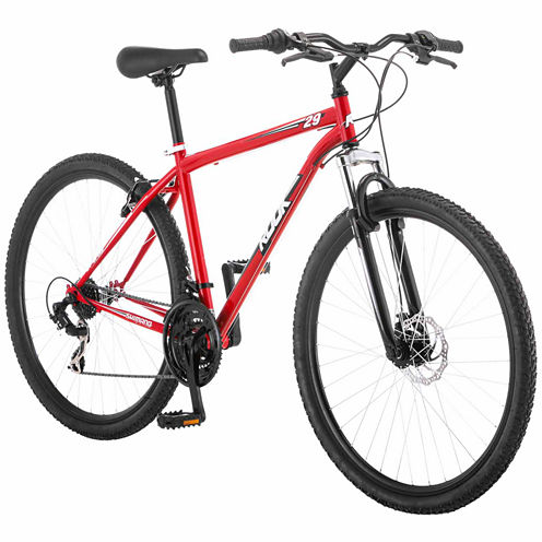 """Pacific Rook 29"""" Mens ATB Front Suspension Mountain Bike"""