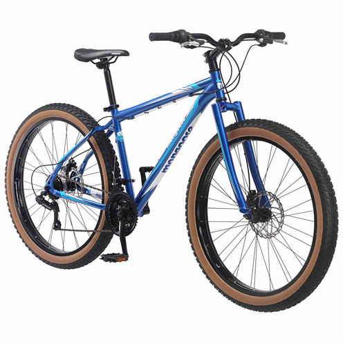 "Mongoose Rader 27.5+"" Mens ATB Front Suspension Mountain Bike"