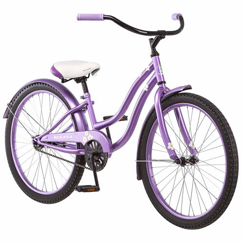 "Kulana Hiku 24"" Girls Cruiser Bike"