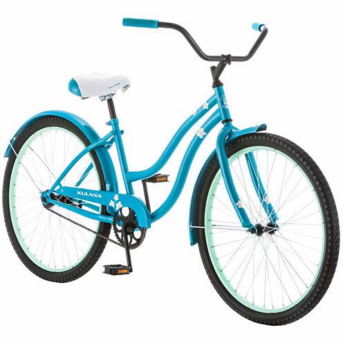 """Kulana Hiku 26"""" Womens Cruiser Bike"""