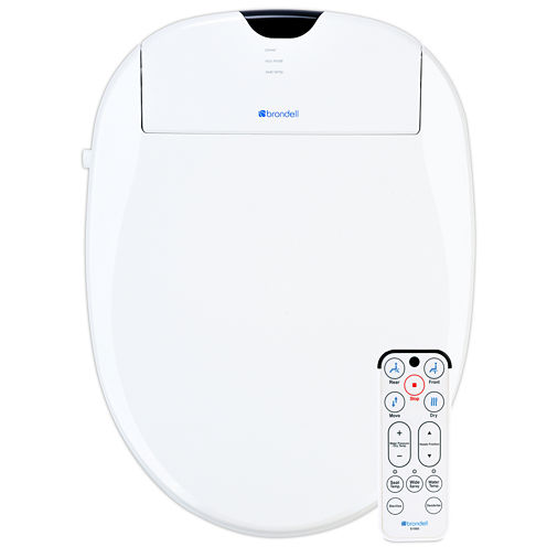 Brondell Swash 1000 Advanced Elongated Toilet Seat Bidets