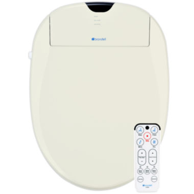 jcpenney.com | Brondell Swash 1000 Advanced Round Toilet Seat Bidets