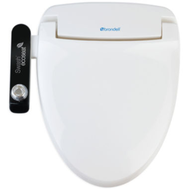 jcpenney.com | Brondell Swash Ecoseat 100 Elongated Toilet Seat Bidets