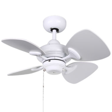 jcpenney.com | 24in White Indoor Ceiling Fan