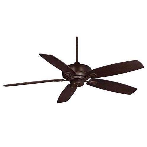52in Espresso Indoor Ceiling Fan