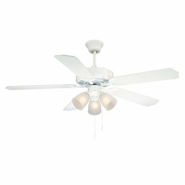jcpenney.com | 52in White Indoor Ceiling Fan