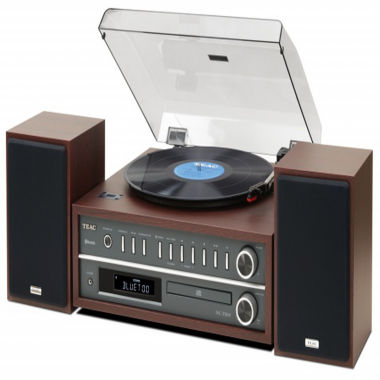 jcpenney.com | Teac MC-D800CH Turntable Audio System with Bluetooth