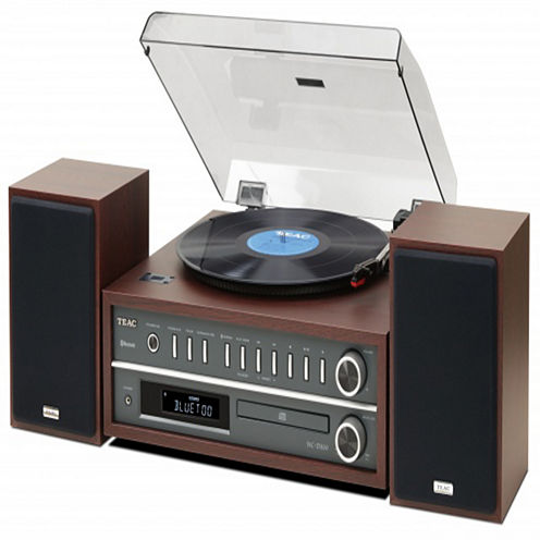 Teac MC-D800CH Turntable Audio System with Bluetooth