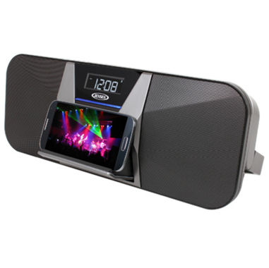 jcpenney.com | Jensen JBD-400 Portable Bluetooth Speaker/FM Receiver with Charging for Smartphones