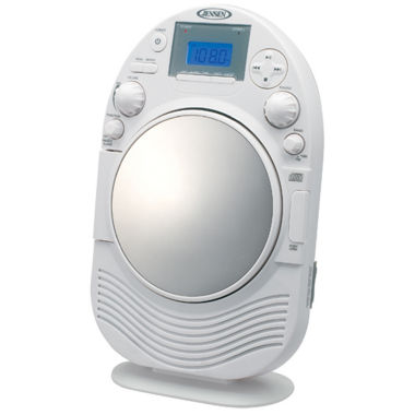 jcpenney.com | Jensen JCR-525 AM/FM Stereo Shower Radio with CD Player
