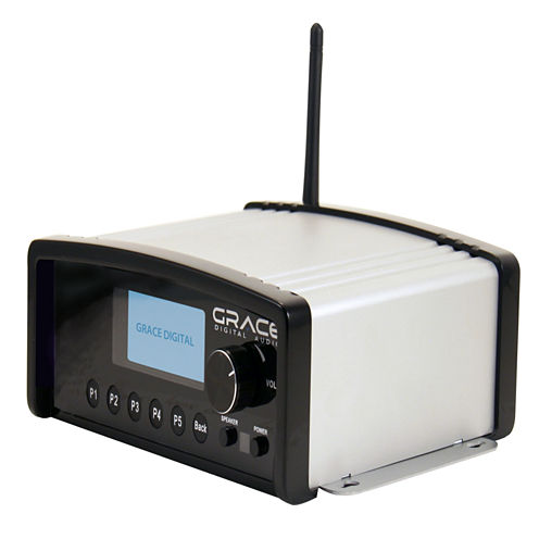 Grace Digital IRBM20 Internet Radio for Business