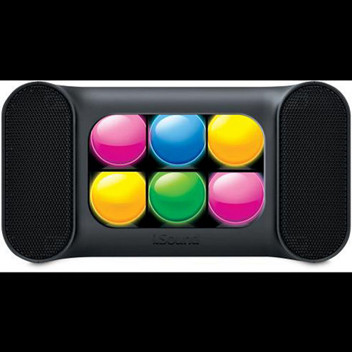 DreamGear iSound Mini Dancing Lights Bluetooth Speaker
