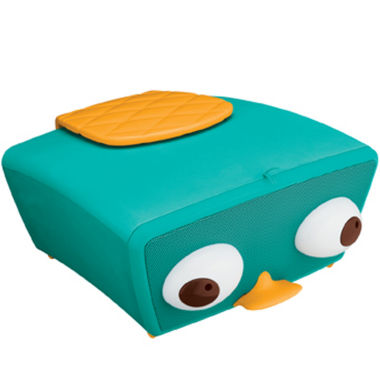 jcpenney.com | Kiddesigns EK-DF-415 Phineas and Ferb Perry-diculous iPod Boombox