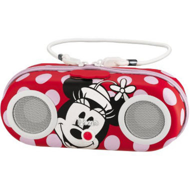 jcpenney.com | Kiddesigns EK-DM-M13 Minnie Mouse Portable Water Resistant Speaker
