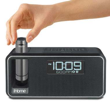 jcpenney.com | iHome iKN95 Kineta Bluetooth Dual Charging Alarm Clock Radio with Speakerphone