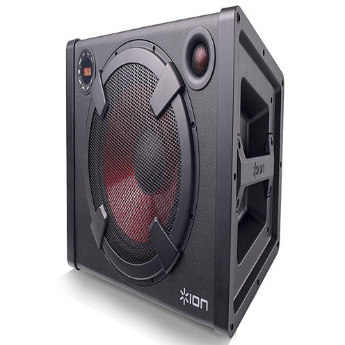 ION Road Rider 120-Watt Rechargeable Portable Speaker System