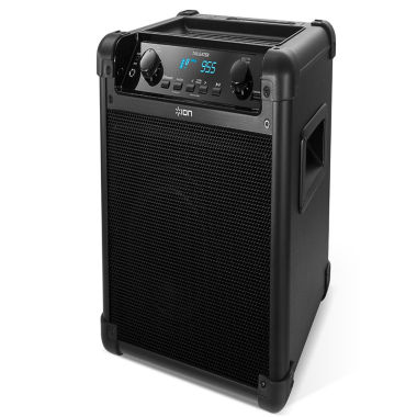 jcpenney.com | ION Tailgater IPA77 Wireless Rechargeable Bluetooth Speaker System with Microphone