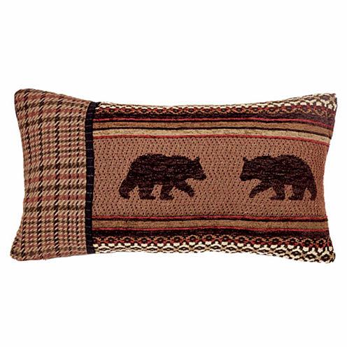 Hiend Accents Rectangular Throw Pillow