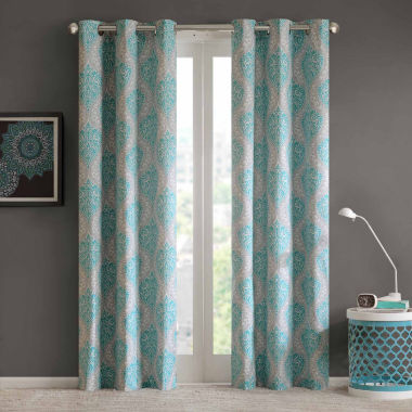 jcpenney.com | Lily Grommet-Top Curtain Panel