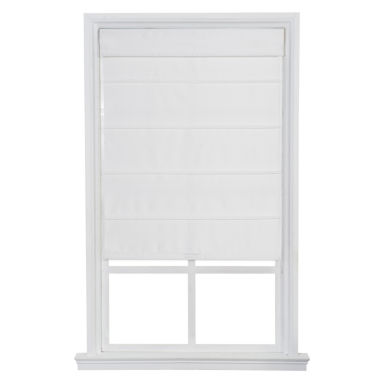 jcpenney.com | JCP Home Cordless Fauxsilk Roller Roman Shades