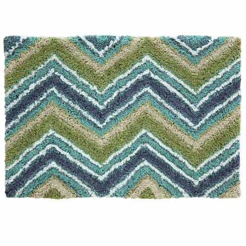 Bacova Guild Chevron Bath Rug