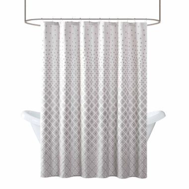 jcpenney.com | Madison Park Pensacola Jacquard Shower Curtain