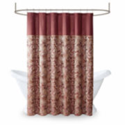 Madison Park Churchill Jacquard Shower Curtain