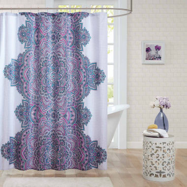 jcpenney.com | Intelligent Design Katrina Shower Curtain