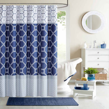 jcpenney.com | Intelligent Design Zara Shower Curtain