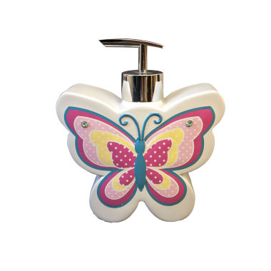 jcpenney.com | Butterfly Dots  Soap Dispenser