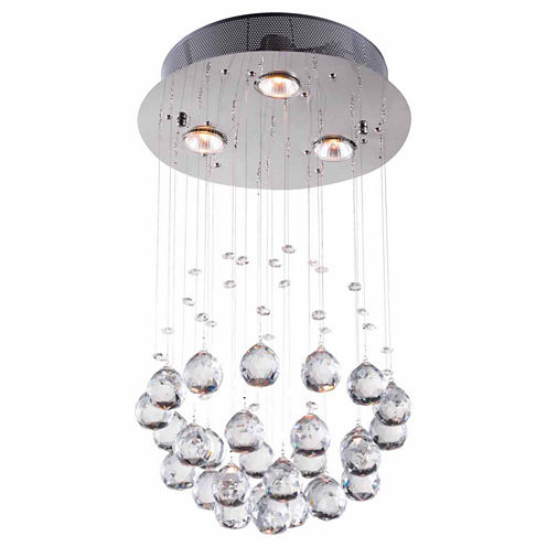 Zuo Modern Pollow Clear Pendant Light