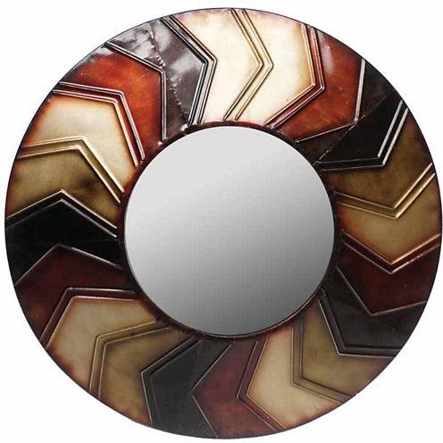 Swirl Design I Mirror