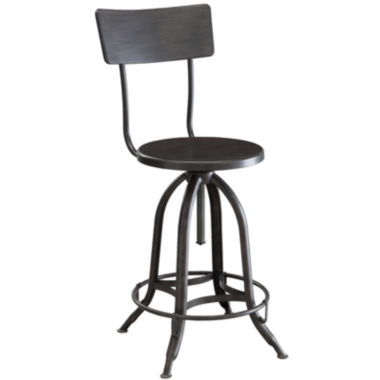 jcpenney.com | Carolina Chair & Table Wyndall Adjustable Bar Stool