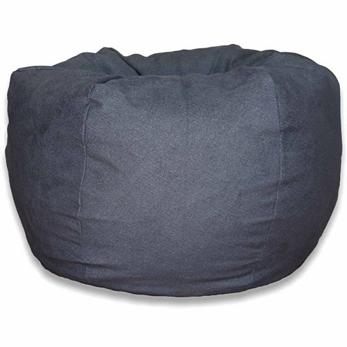 Denim Bean Bag Chair