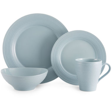 jcpenney.com | Mikasa 4-pc. Place Setting