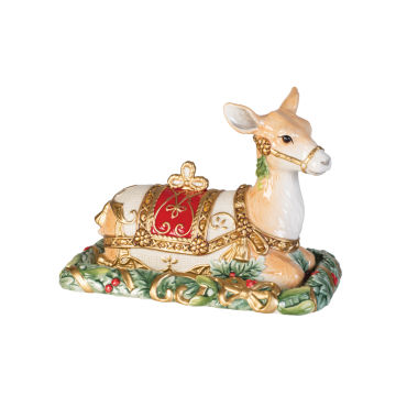 jcpenney.com | Fitz & Floyd Yuletide Holiday Covered Butter Dish