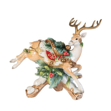 jcpenney.com | Fitz & Floyd Yuletide Holiday Candleholder Right Facing