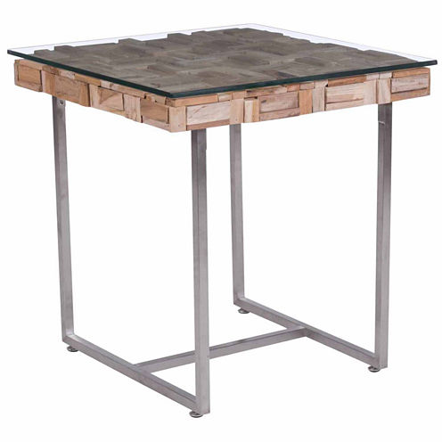 Zuo Modern Collage End Table