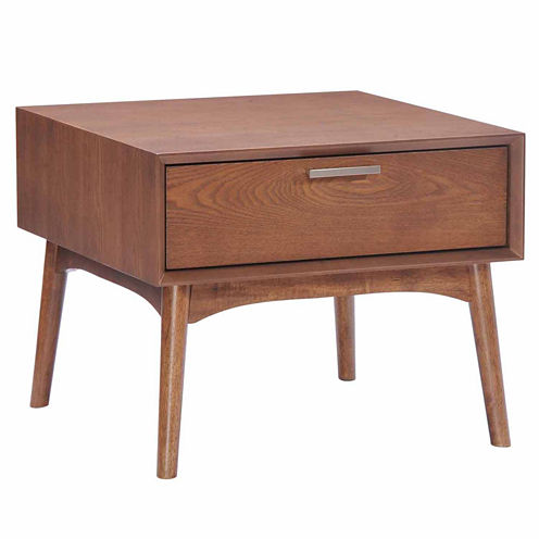Zuo Modern Design District 1-Drawer End Table