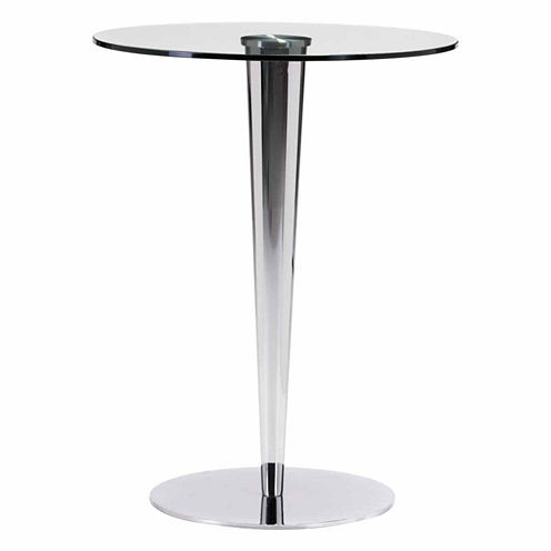 "Zuo Modern 27.6"" Kool Bar Table Pub Table"