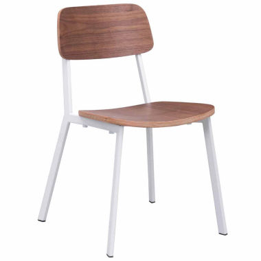 jcpenney.com | Zuo Modern Cappuccino 4-pc. Side Chair