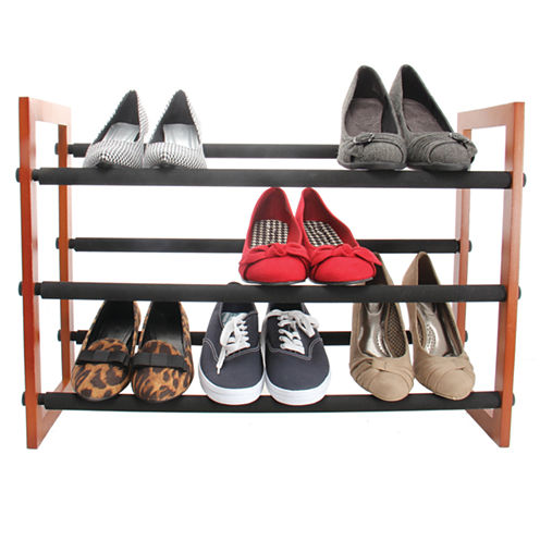 Ezdo Metal Shoe Rack
