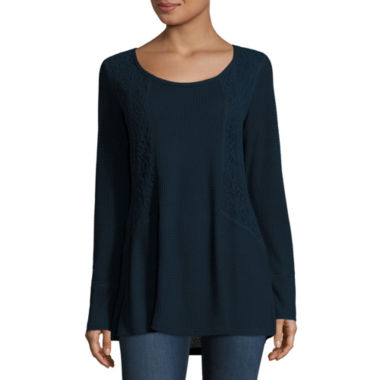 jcpenney.com | Adobe Star Tunic Top