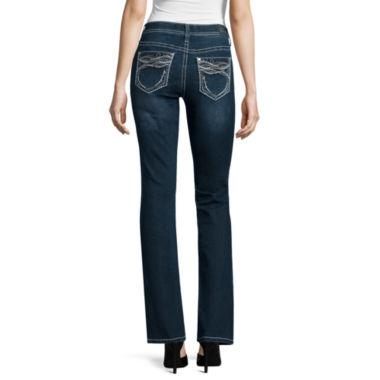 Love Indigo Bootcut Jeans - JCPenney