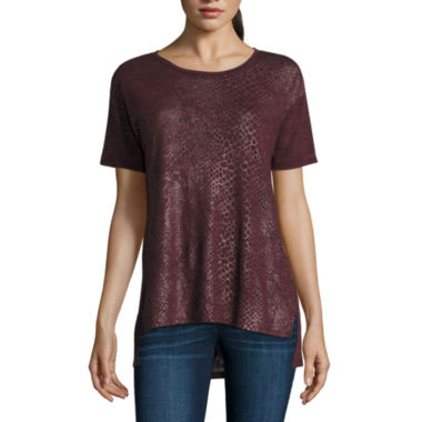 jcpenney.com | a.n.a Short Sleeve Crew Neck T-Shirt