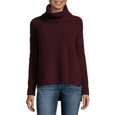 jcpenney.com | a.n.a Long Sleeve Turtleneck Pullover Sweater