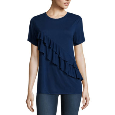 jcpenney.com | Stylus Short Sleeve Crew Neck T-Shirt